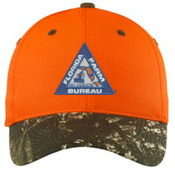 Camo-Brim Safety Cap